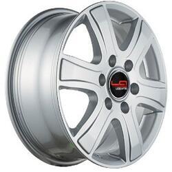 Автомобильный диск Литой LegeArtis MB92 6,5x16 6/130 ET 62 DIA 84,1 Sil