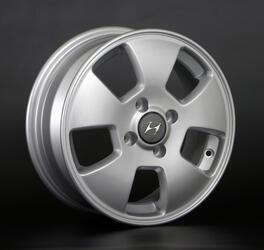 Автомобильный диск Литой Replay HND36 5,5x14 4/100 ET 45 DIA 54,1 Sil
