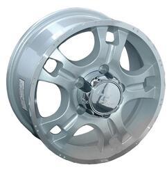 Автомобильный диск литой LS 214 7x16 5/139,7 ET 30 DIA 108,5 SF