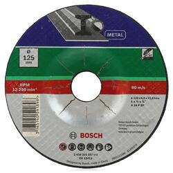 Диск шлифовальный Bosch 2609256341