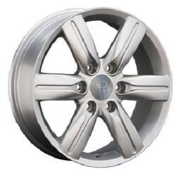 Автомобильный диск литой Replay Mi27 7,5x17 6/139,7 ET 46 DIA 67,1 White
