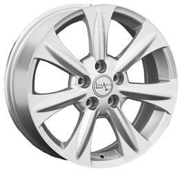 Автомобильный диск Литой LegeArtis LX15 7x18 5/114,3 ET 35 DIA 60,1 Sil