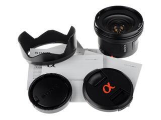 Объектив Sony 20mm F2.8