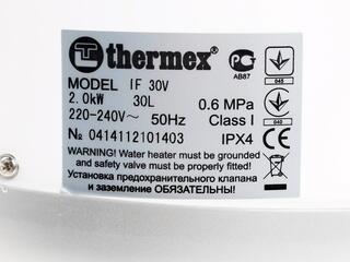 Водонагреватель Thermex Flat Plus IF 30 V