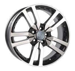 Автомобильный диск литой Replay LR15 7,5x17 5/108 ET 55 DIA 63,3 GMF