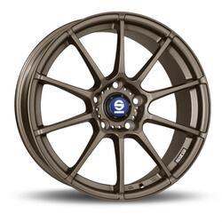 Автомобильный диск Литой SPARCO Assetto Gara 6,5x15 4/100 ET 37 DIA 63,3 Matt Bronze
