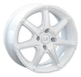 Автомобильный диск Литой LS 104 6x14 4/98 ET 35 DIA 58,5 White