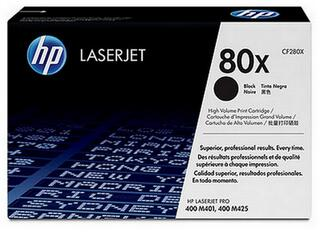 Картридж лазерный HP 80X (CF280X)