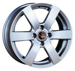 Автомобильный диск Литой LegeArtis RN59 6x15 4/100 ET 36 DIA 60,1 Sil
