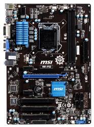 Материнская плата MSI H81-P33
