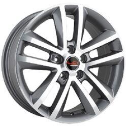 Автомобильный диск Литой LegeArtis VW23 6,5x16 5/112 ET 50 DIA 57,1 Sil