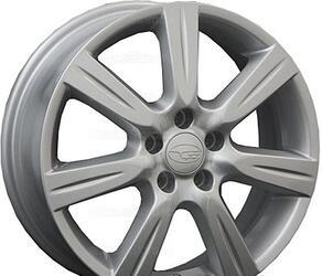 Автомобильный диск литой Replay SZ23 6x15 5/114,3 ET 50 DIA 57,1 Sil