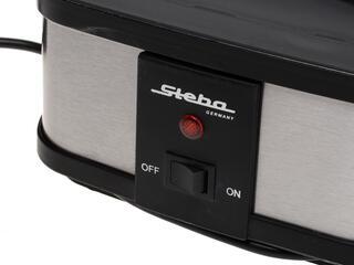 Яйцеварка Steba EK 3 черный, серебристый