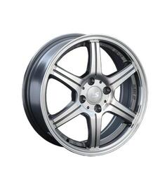 Автомобильный диск Литой LS 176 6,5x16 5/100 ET 48 DIA 56,1 GMF