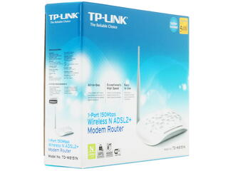 Маршрутизатор ADSL2+ TP-LINK TD-W8151N
