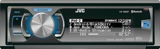 Автопроигрыватель JVC KD-R80BT