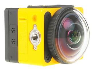 Экшн видеокамера Kodak Pixpro SP360 желтый