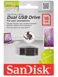 Память OTG USB Flash SanDisk USB  16 Гб