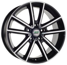 Автомобильный диск литой Nitro Y9100 7,5x17 5/115 ET 44 DIA 70,1 BFP