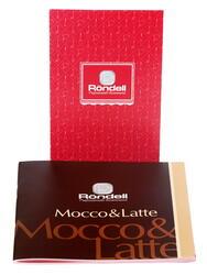 Кастрюля Rondell Mocco 281 коричневый