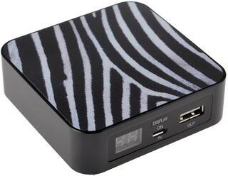 Портативный аккумулятор iBest CS86 белый, черный