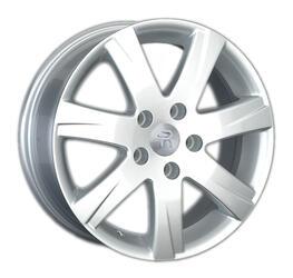 Автомобильный диск литой Replay PG42 6,5x16 4/108 ET 31 DIA 65,1 Sil