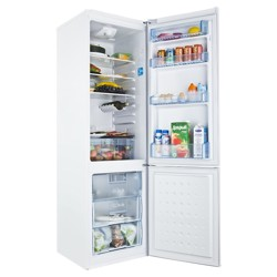 Холодильник с морозильником BEKO CS331020 белый