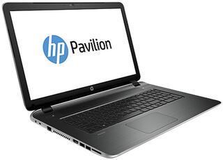 """17.3"""" Ноутбук HP Pavilion 17-f213ur серый"""