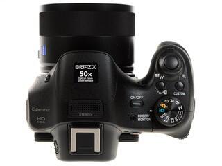 Компактная камера Sony Cyber-shot HX400B черный