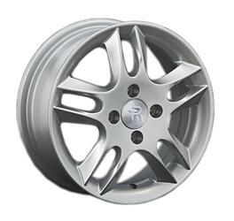 Автомобильный диск Литой Replay RN85 5,5x14 4/100 ET 43 DIA 60,1 Sil