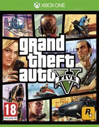 Игра для Xbox One Grand Theft Auto V