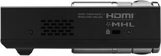 Проектор ASUS P2E черный