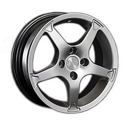 Автомобильный диск Литой LS ZT385 5x13 4/98 ET 35 DIA 58,6 HP