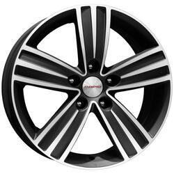 Автомобильный диск литой K&K да Винчи 7,5x17 5/114,3 ET 35 DIA 67,1 Алмаз МЭТ