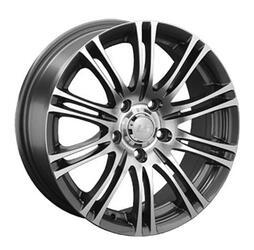 Автомобильный диск Литой LS NG271 7x16 5/114,3 ET 40 DIA 73,1 GMF