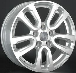 Автомобильный диск литой Replay TY160 6,5x16 5/114,3 ET 45 DIA 60,1 SF