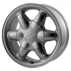 Автомобильный диск Литой Скад Секунда 6,5x15 5/139,7 ET 40 DIA 98,5 Платина