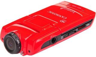 Видеорегистратор Cansonic MDV-3000 Light красный