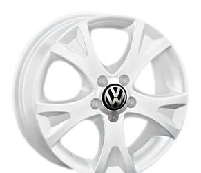 Автомобильный диск литой Replay VV42 6x15 5/112 ET 47 DIA 57,1 White