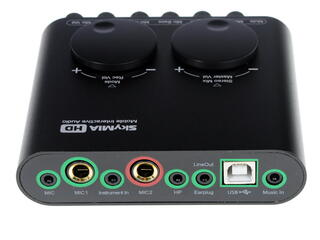 Внешняя звуковая карта Axelvox SkyMIA HD