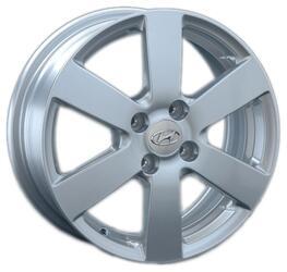 Автомобильный диск литой Replay HND60 6x15 4/100 ET 48 DIA 54,1 Sil