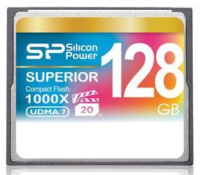 Память Silicon Power (CF) 128 Gb 1000x