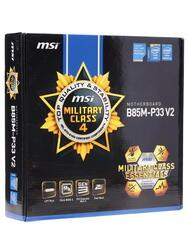 Материнская плата MSI B85M-P33 V2