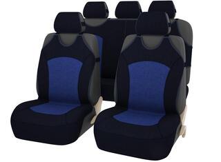 Чехлы на сиденье PSV Genesis Plus синий