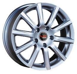 Автомобильный диск Литой LegeArtis TY62 6,5x16 5/114,3 ET 45 DIA 60,1 Sil