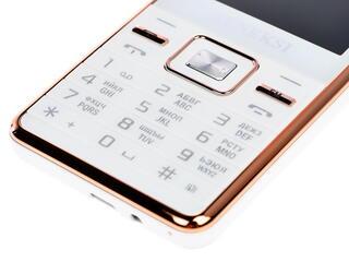 Сотовый телефон Keneksi X5 белый