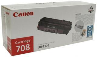 Картридж лазерный Canon 708BK