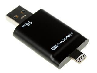 Память OTG USB Flash i-FlashDrive Evo  16 ГБ