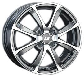 Автомобильный диск Литой LS 313 6x15 4/100 ET 45 DIA 73,1 GMF