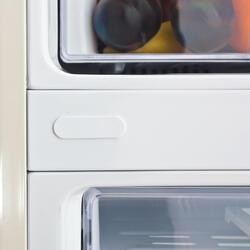 Холодильник с морозильником LG GA-B379SECA бежевый